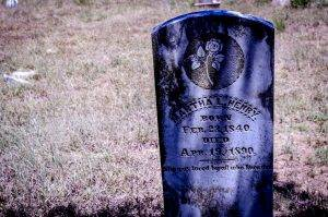 Martha Henry 1840 – 1890