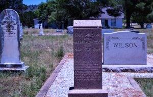 Roy Wilson 1895 – 1914