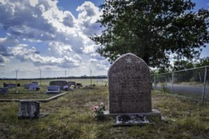 Whitlock Resting Place